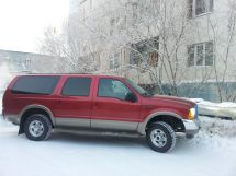 Ford Excursion 2001 отзыв владельца | Дата публикации: 18.12.2011