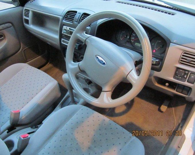 Ford Festiva.