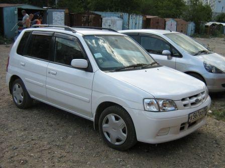 Ford Festiva 2002 - отзыв владельца