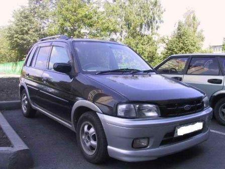 Ford Festiva 1997 - отзыв владельца