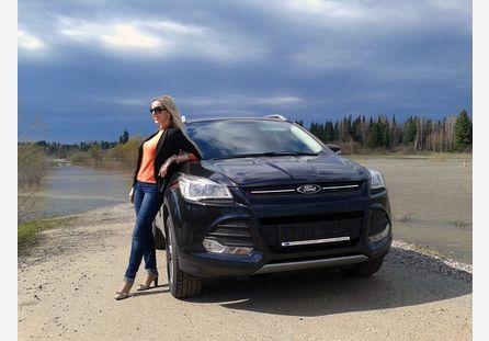 Ford Kuga 2013 ����� ���������