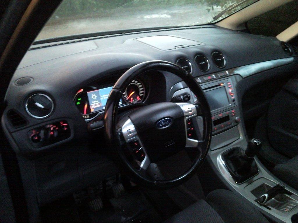 клиренс ford s-max 2006