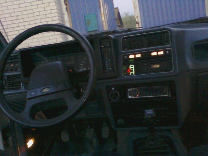 Ford Sierra.