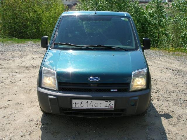 Форд Турнео Коннект 2003, 1.8л., Всем доброго времени ...: http://reviews.drom.ru/ford/tourneo_connect/67396/