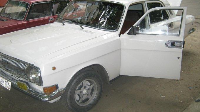 ГАЗ 24 Волга.