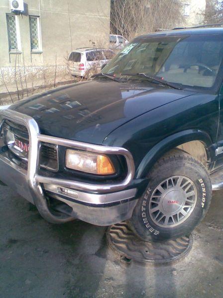 GMC GMC 1996 - ����� ���������