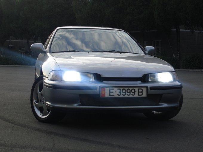 Honda Accord.
