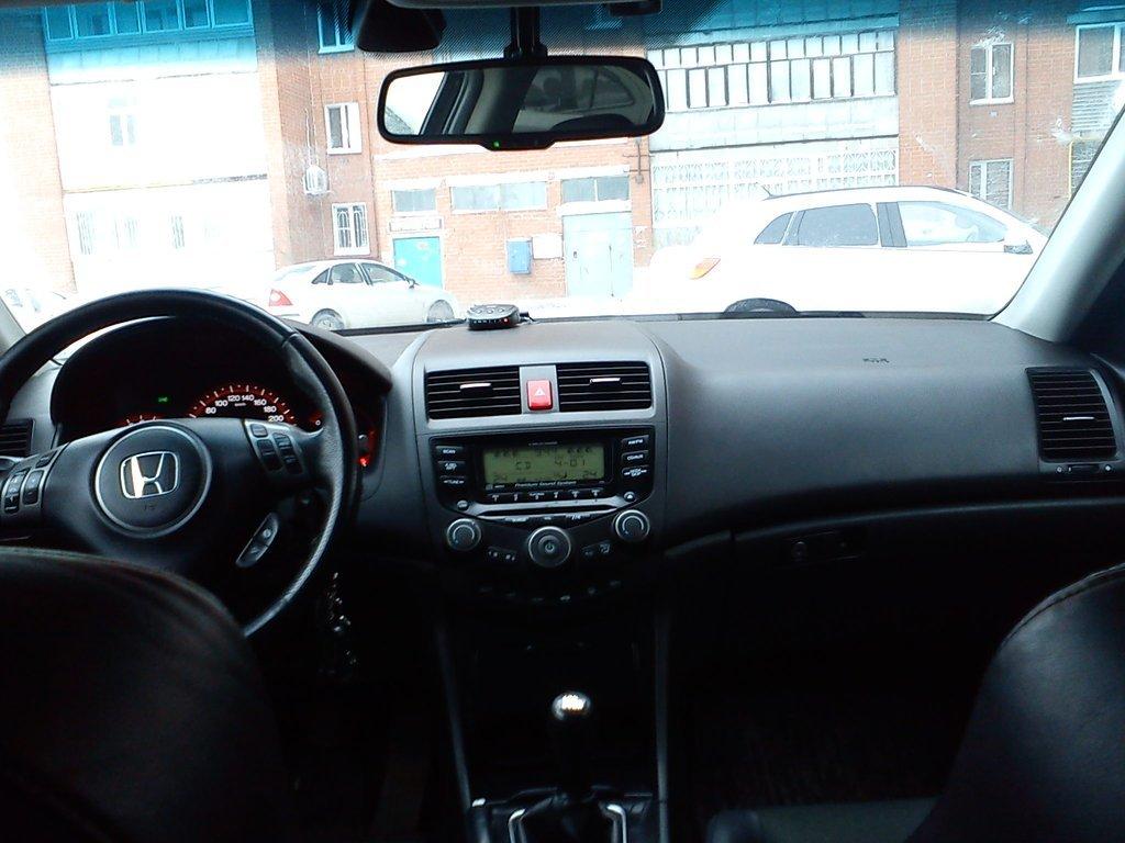 инструкция по пользованию магнитолы хонда аккорд 2004