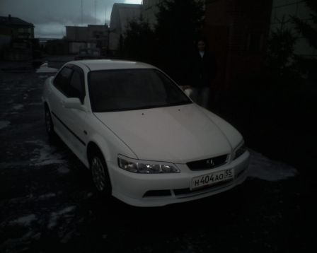 Honda Accord 2001 - ����� ���������