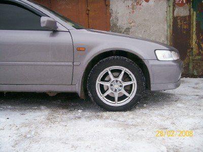 Honda Accord 2001 - отзыв владельца