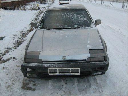 Honda Accord 1987 - отзыв владельца