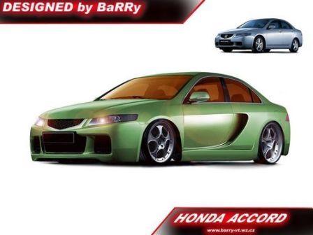 Honda Accord 2004 - отзыв владельца