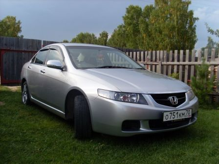 Honda Accord 2004 - ����� ���������