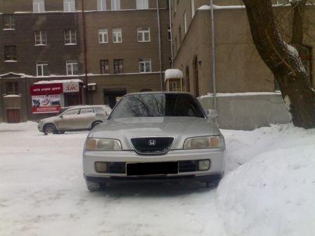Honda Ascot 1997 - отзыв владельца