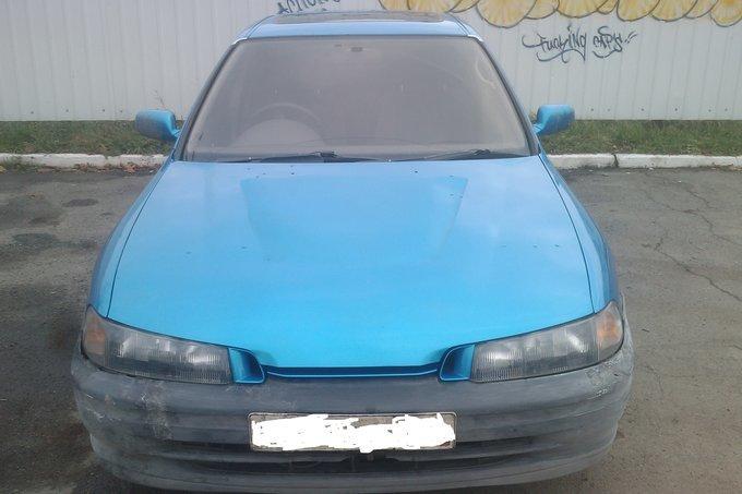 Honda Ascot Innova.