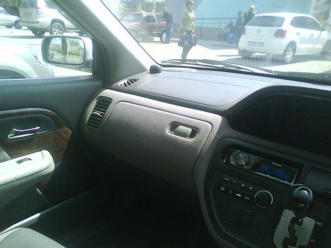Honda Avancier.