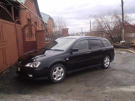 Honda Avancier 2002 - отзыв владельца