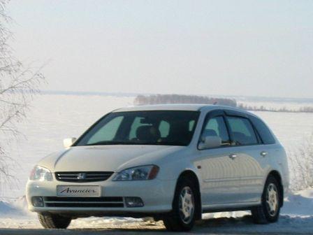 Honda Avancier 2001 - отзыв владельца