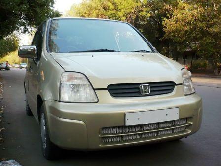 Honda Capa 1998 - отзыв владельца
