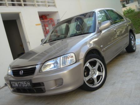 Honda City 2001 - ����� ���������