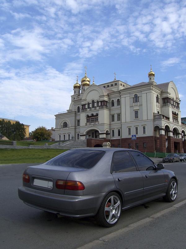 Honda Civic 1992 - Алексей.