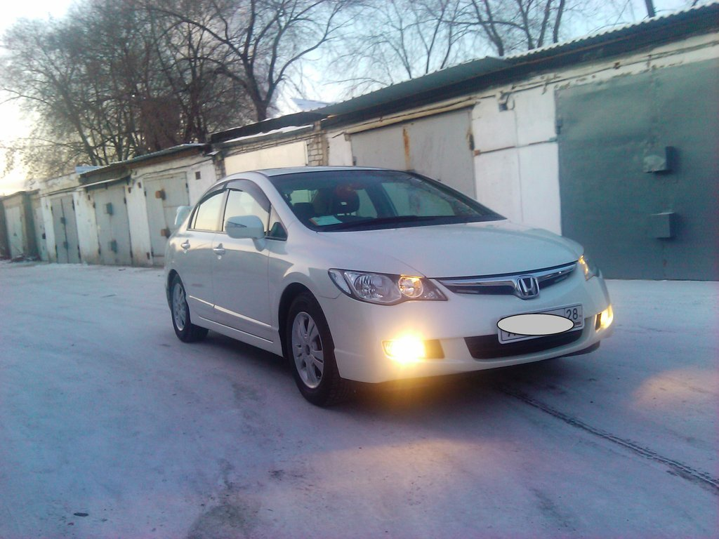 honda civic 1998 100км сек