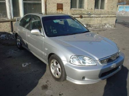 Honda Civic 2000 - ����� ���������