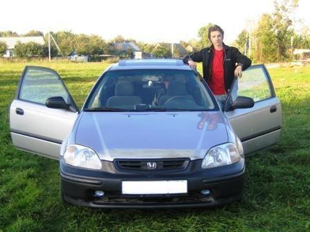 Honda Civic 1997 - ����� ���������