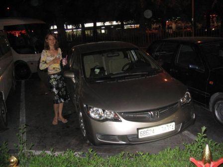 Honda Civic 2006 - отзыв владельца