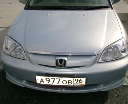 Honda Civic 2002 - ����� ���������