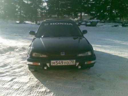 Honda Civic 1990 - ����� ���������