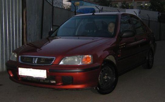 Honda Civic  - ����� ���������