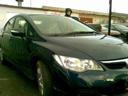 Honda Civic 2008 - ����� ���������