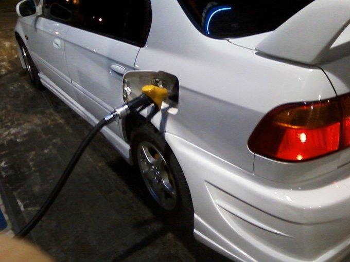 Honda Civic Ferio.