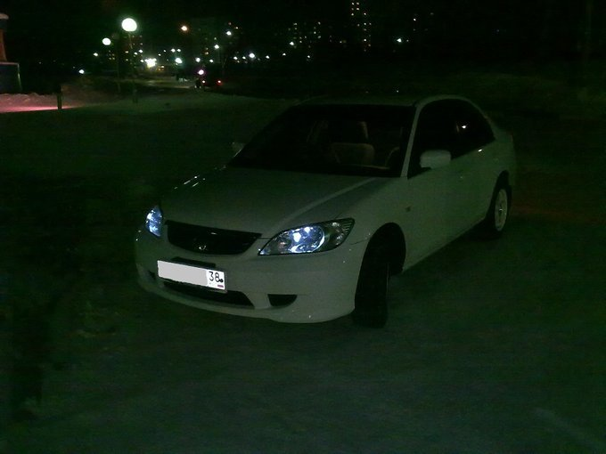 Honda Civic Ferio.