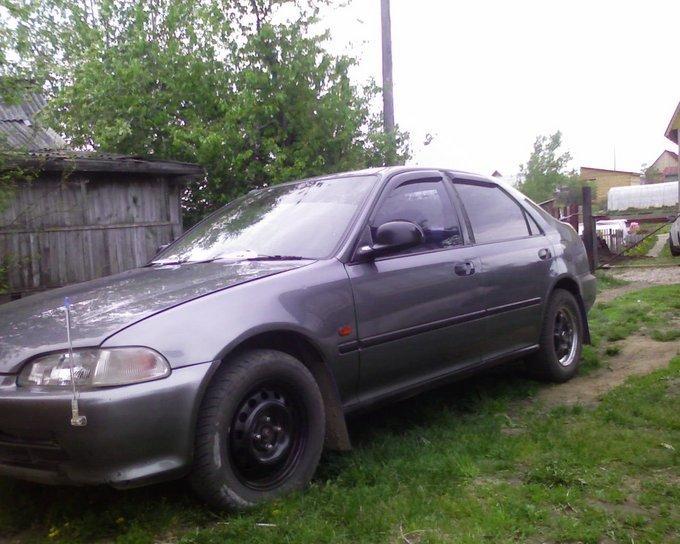 Хонда Цивик технические характеристики. Honda Civic ...