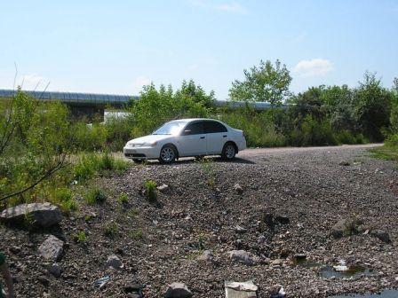 Honda Civic Ferio 2001 - ����� ���������