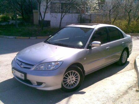 Honda Civic Ferio 2004 - ����� ���������