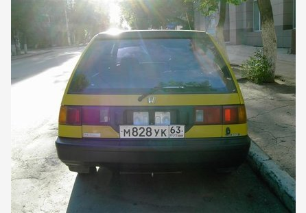 Honda Civic Shuttle 1995 ����� ���������