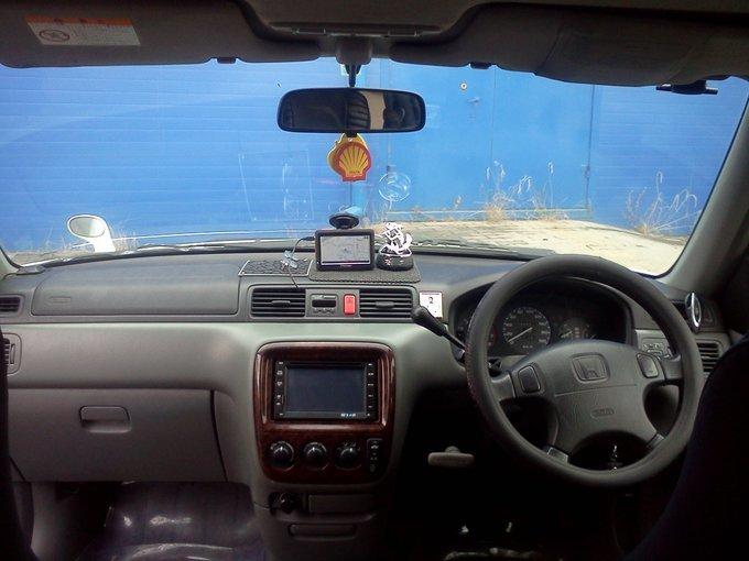 Honda CR-V.