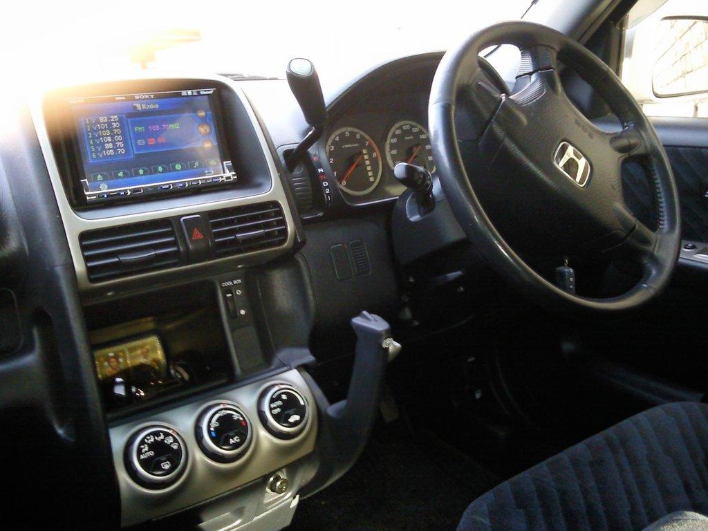 инструкция Honda Cr V 2005 - фото 3