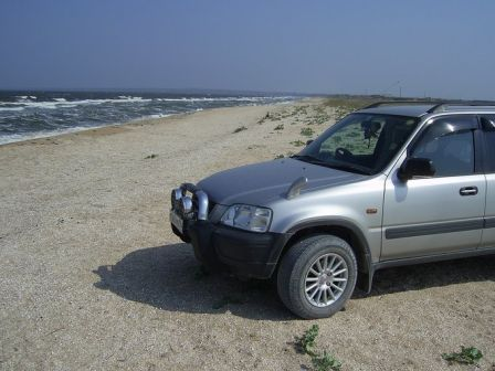 Honda CR-V 1996 - отзыв владельца