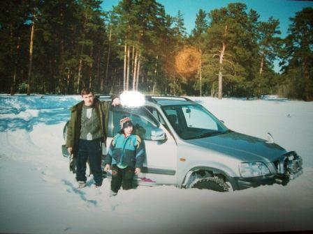 Honda CR-V 1997 - отзыв владельца