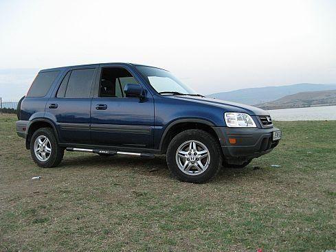 Honda cr-v iii 2007 - 2012