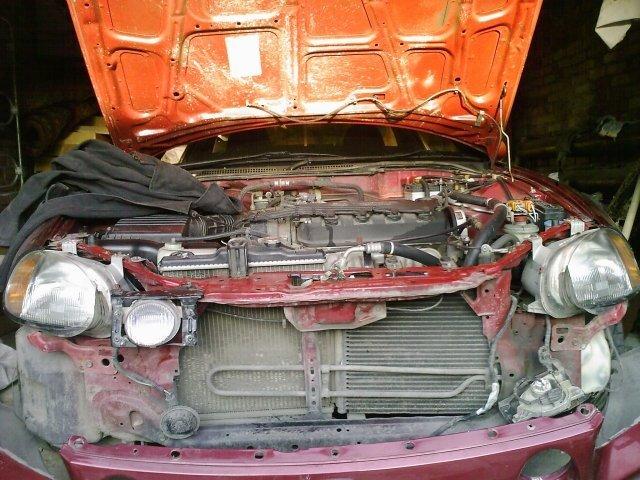 Honda CR-X del Sol.