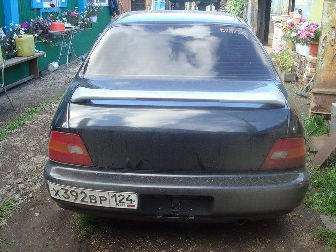Honda Domani.