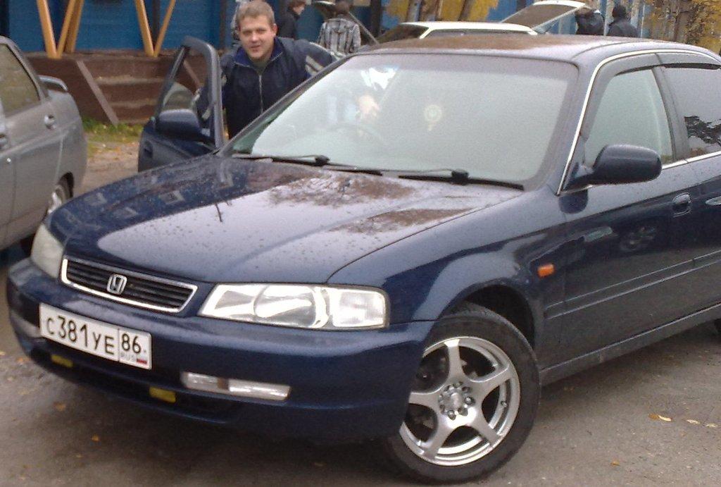 Honda domani 1997 запчасти