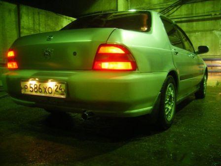 Honda Domani 1993 - ����� ���������