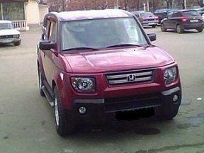 Honda Element.