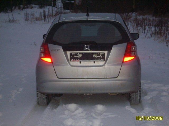 Honda Fit.